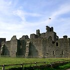 Middleham Castle by trobe