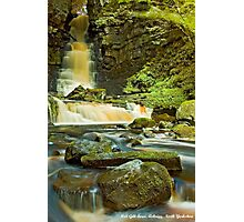 Mill Gill Force, Askrigg Photographic Print