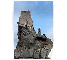 Burg At Flossenbürg 12 Poster