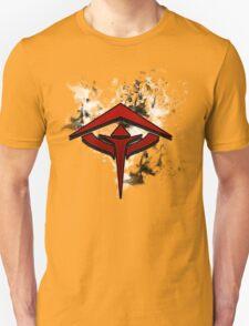 Guild Wars 2 Inspired Revenant flame logo Unisex T-Shirt