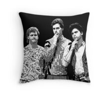 Joey, Danny, & Uncle Jesse Throw Pillow