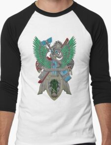 Dark Angels Deathwing Men's Baseball ¾ T-Shirt