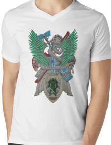Dark Angels Deathwing Mens V-Neck T-Shirt