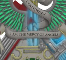 Dark Angels Deathwing Sticker