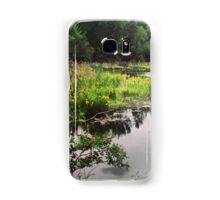Washington State Wetlands Samsung Galaxy Case/Skin