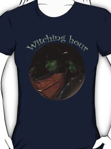 witching hour t-design T-Shirt