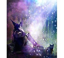 Witchcraft Photographic Print