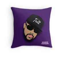 PIMP C Throw Pillow