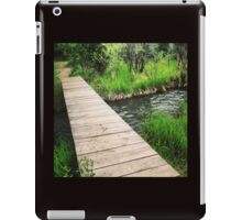 Choose Your Own Path  iPad Case/Skin