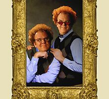 Brule Brothers Portrait Version 2 by tshirtsrus