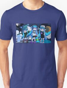 Squid Girl Squad Unisex T-Shirt