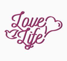 Love life Kids Tee