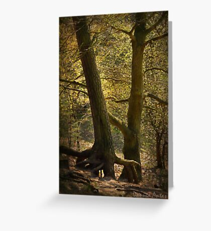Mystic Touch Greeting Card