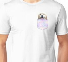 Pocket Dog  Unisex T-Shirt