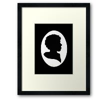 The King In The North Framed Print