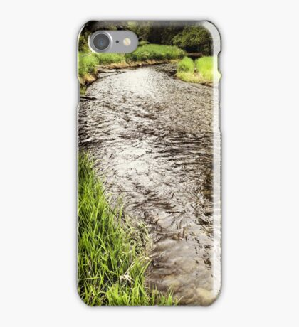 Riverside Greenery iPhone Case/Skin