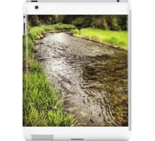 Riverside Greenery iPad Case/Skin