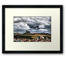 View of Witby Framed Print