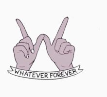 WHATEVER FOREVER by daniellacurcio