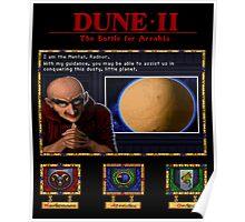 Dune II - Harkonnen Mentat poster Poster