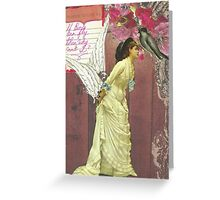 If Birds Can Fly.. Greeting Card