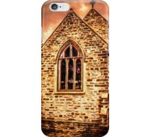 Painted Church iPhone Case/Skin