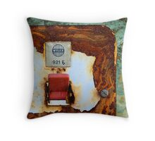 I may be old but I am a turn ON! Throw Pillow