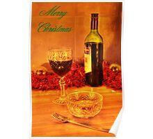 Merry Christmas Spirit Poster