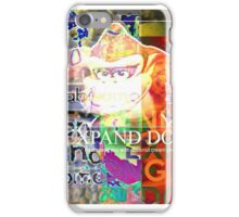Abstract Expand Dong iPhone Case/Skin
