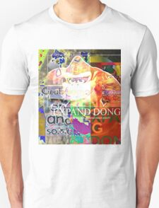 Abstract Expand Dong Unisex T-Shirt