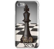 T40 Chess iPhone Case/Skin