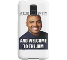 COME ON AND SLAM Samsung Galaxy Case/Skin