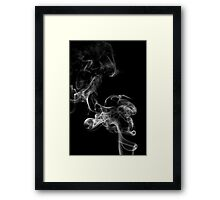 Smokin VII Framed Print