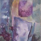 Vase abstracted by Ellen Keagy