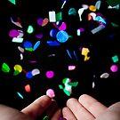 Catching Confetti by Deon Van Den Berg