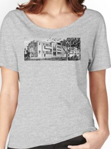 Adelaide Terrace Flats of 1937 Women's Relaxed Fit T-Shirt