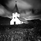 Vik Church by Javier Leite