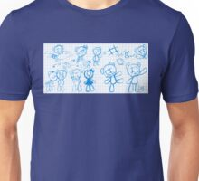 Sketch board  Unisex T-Shirt