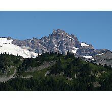 Cascade Mountains Photographic Print