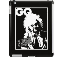 Beetlejuice GQ cover iPad Case/Skin
