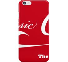 Classic Cars_The real thing iPhone Case/Skin