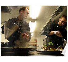 The Swedish Chef Poster