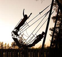 Swinging by John L