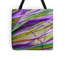 Abstract 1 Digitally Enhanced 10  Tote Bag