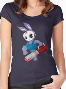 Bunnson X Women's Fitted Scoop T-Shirt