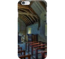 Olde Country Church iPhone Case/Skin