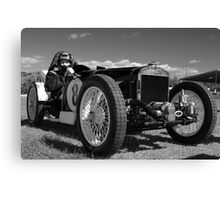 1932 and Ready to Race Canvas Print