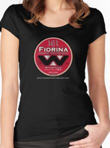 """Fiorina """"Fury"""" 161 Women's Fitted Scoop T-Shirt"""