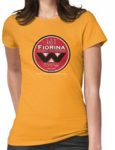 """Fiorina """"Fury"""" 161 Womens Fitted T-Shirt"""