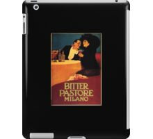 Leopoldo Metlicovitz 1913  Bitter Pastore iPad Case/Skin